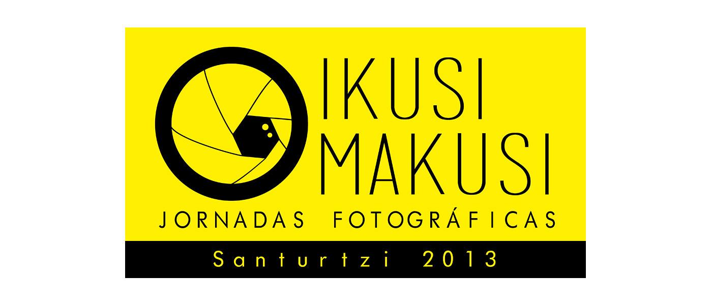Ikusi Makusi logo