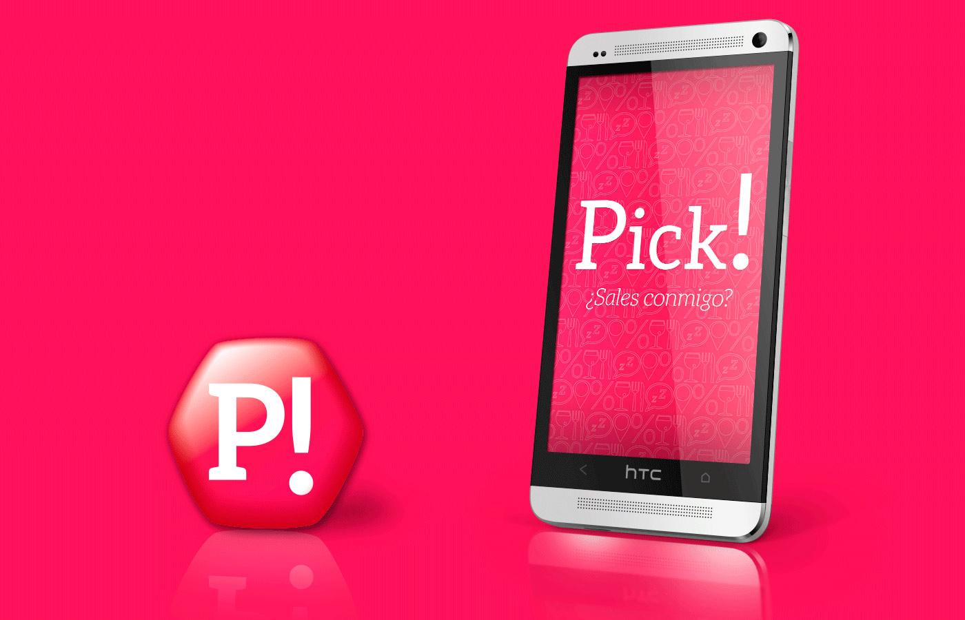 Pick! App