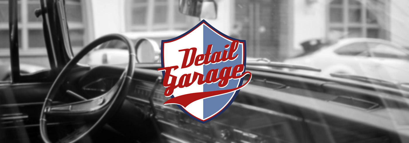 Detail Garage Logo